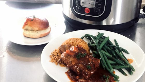 Photo of Electric Pressure Cooker Short Ribs by Chef Tovia Gartenberg