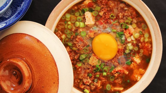 Photo of Soondubu Jjigae (Korean Soft Tofu Stew) by Ann Lee