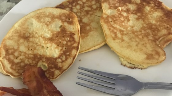 Photo of Fluffy Keto Pancakes by just.a.mom
