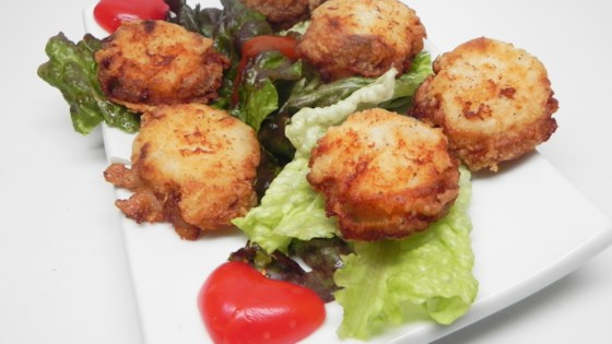 Easy Fried Scallops Recipe Allrecipes Com