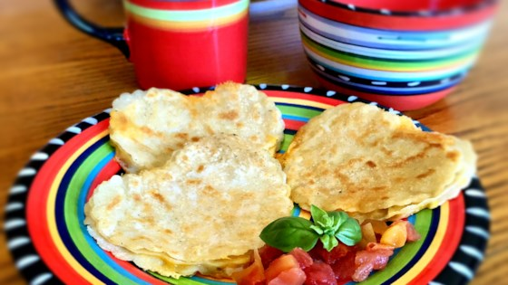 Photo of 2 Minute Cheese Quesadillas by Jackie