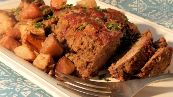 Photo of Flavorized Slow Cooker Meatloaf by AmyPaiva