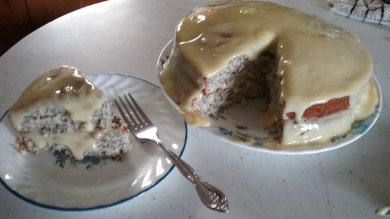 Photo of Poppy Seed Cake I by Brenda Benzar Butler