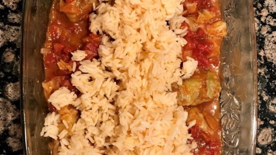 Photo of Instant Pot® Golabki (Polish Cabbage Rolls) by Luette Davis Drumheller Kanas