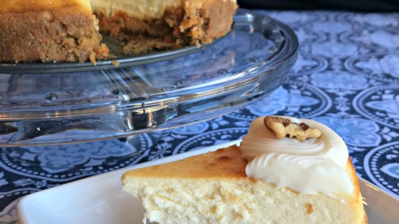 Photo of Carrot Cake Cheesecake by SAUERDOGS