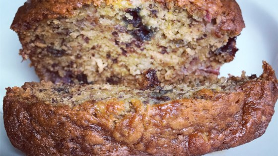 Photo of Blueberry Banana Bread by STILLSWEET43