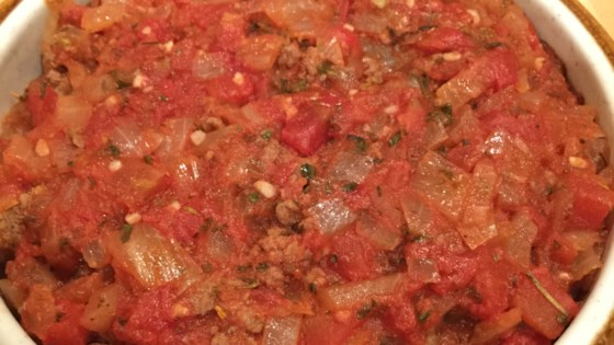 Photo of Quick Spaghetti Sauce by Jon