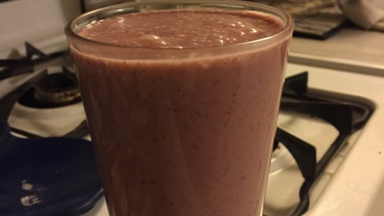 Photo of Crawford Berry Smoothie by awakenedone