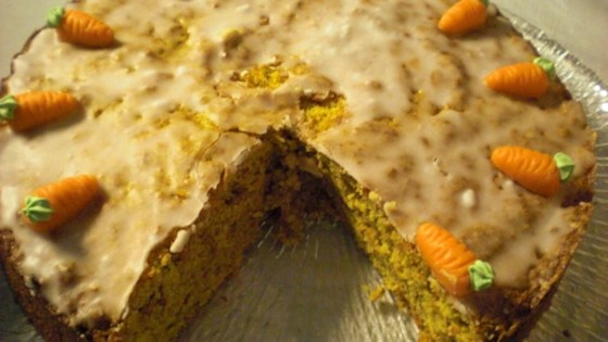 Photo of Swiss Almond Carrot Cake (Aargauer Rueblitorte) by Lena