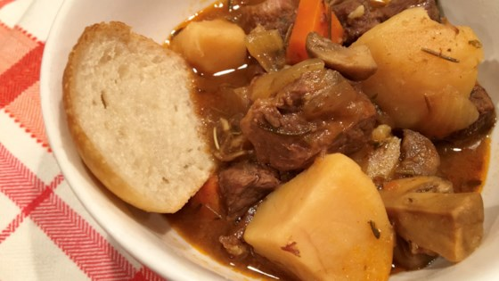 Photo of Instant Pot® Best Beef Stew by Fioa
