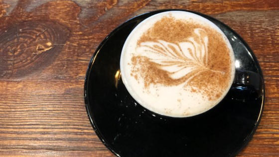 Photo of Vegan Keto Chai Tea Latte by Fioa