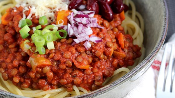 Photo of Skyline Lentil Chili by Cair