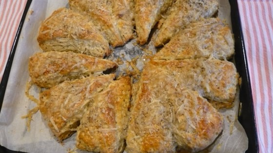 Photo of Savory Lemon Dill Parmesan Scones by vadener