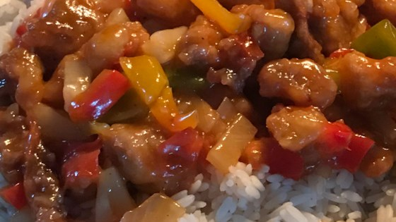 Photo of Sweet and Sour Pork I by JENNWONG
