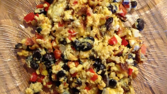 Photo of Extreme Veggie Scrambled Eggs by dc81656