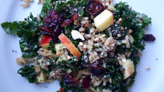 Photo of Junked Up Kale Salad by Food of Life