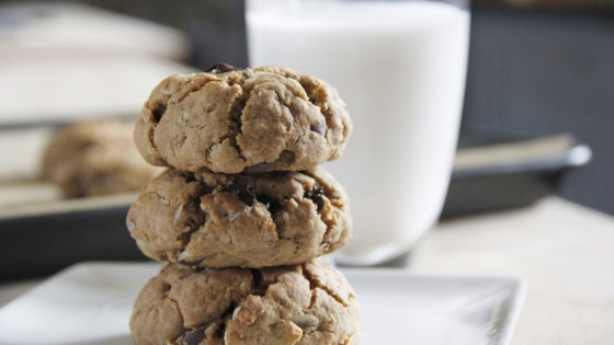 Photo of The Best Gluten-Free Vegan Chocolate Chip Cookie by Bites Beyond Limits