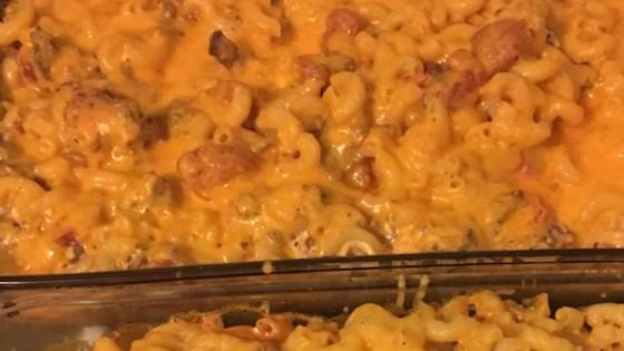 Photo of Cheeseburger Macaroni Casserole by cspeer1