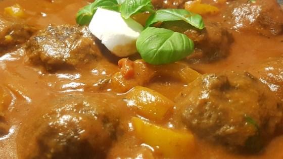 Photo of Hot Meatballs au Chevre by Dagginakki