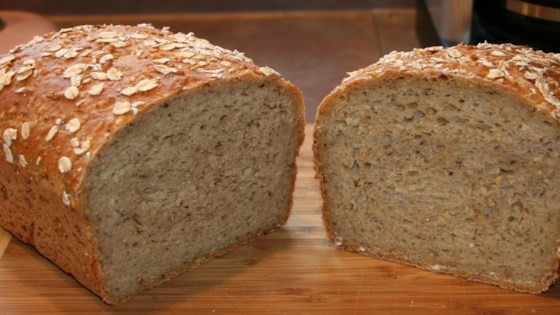 Photo of Whole Wheat and Steel-Cut Oats Bread - A Long-Fermentation Bread by judy2304