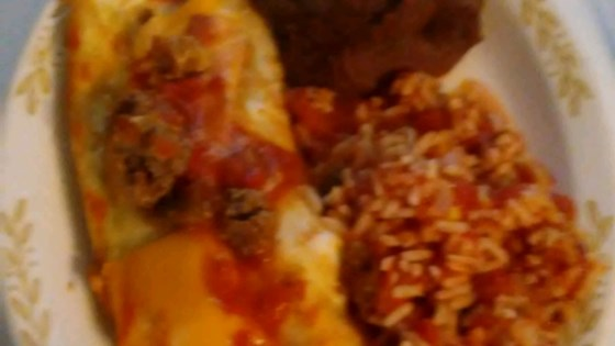 Photo of Easy Enchiladas by tanyap