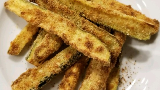 Photo of Baked Zucchini Fries by Tralayna
