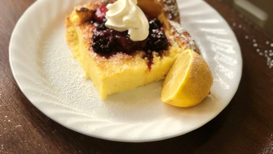 Photo of Danish Oven Pancake (Aeggekage) by WOLSELEY