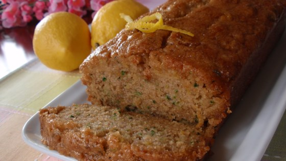 Photo of Lemon Zucchini Bread by REBECITA