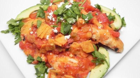 Salsa Roja Chicken