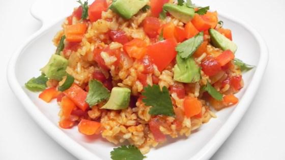 Photo of Vegan Spanish Rice by Connie Fabian Byrnes