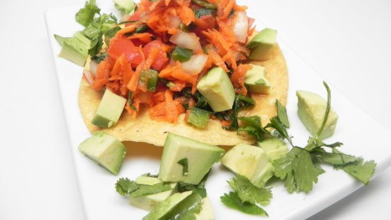 Photo of Carrot Ceviche (Vegan) by Maria Antonia Orozco