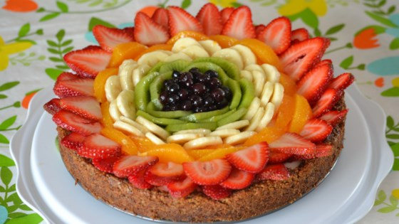 Photo of Greek Yogurt Fruit Tart by corbettcook
