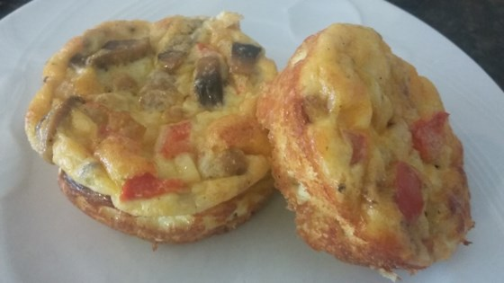 Photo of Omelet Muffins with Sausage and Cheese by Epicureo
