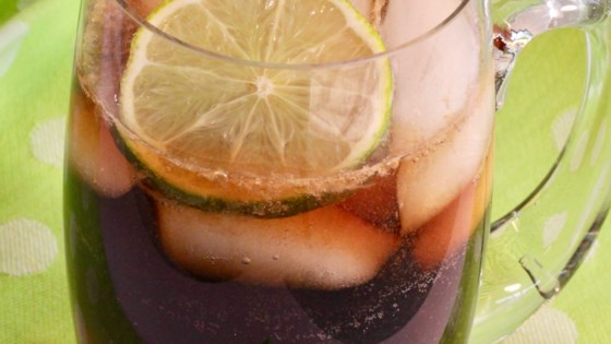 Photo of Lime Cola by THEATREGIRL