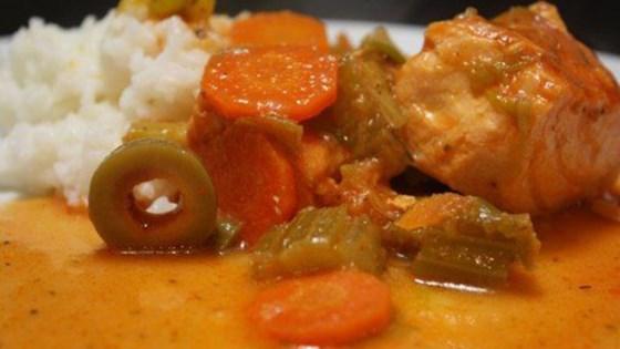 Photo of Salmon Stew  by Aeroz