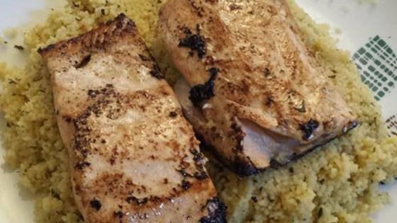 Pan-Fried Salmon