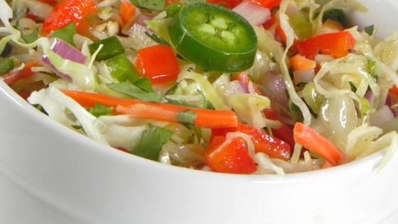 Photo of Spicy Southwestern Slaw by DEBNJAMES