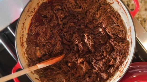 Photo of Beef Barbacoa (Barbacoa de Res) by mega2408