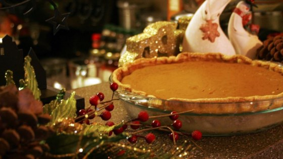 Photo of Sara's Pumpkin Pie by Marlene Binda
