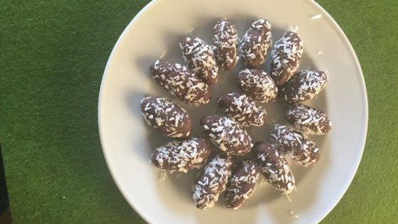 Photo of Homemade Chocolate Easter Eggs by Marianne