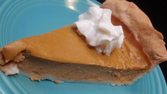 Photo of Sugarless Pumpkin Pie II by Carol