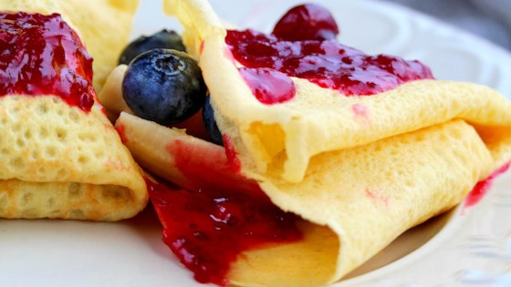 Photo of Gluten-Free Crepes by wcmcintee