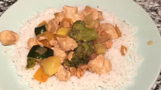 Authentic Thai Cashew Chicken Recipe Allrecipes