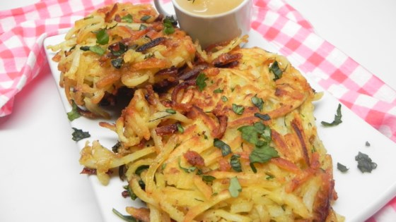 Photo of Potato Turnip Pancakes by glanhorn