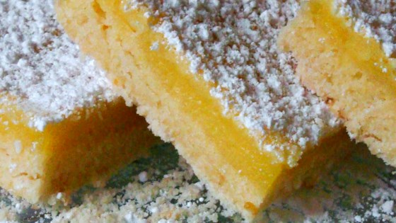 Photo of Annemarie's Lemon Bars by Dawn