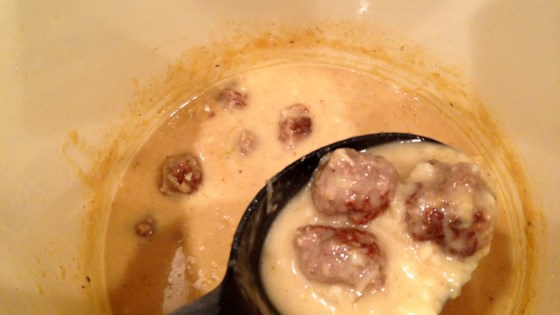 Photo of Sauerkraut Meatball Soup by Auntylene