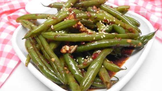 Photo of Szechuan Green Beans by Jordan VanDijk