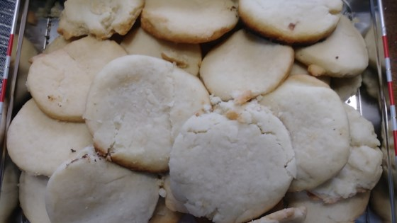 Photo of Sour Cream Sugar Cookies II by MJK