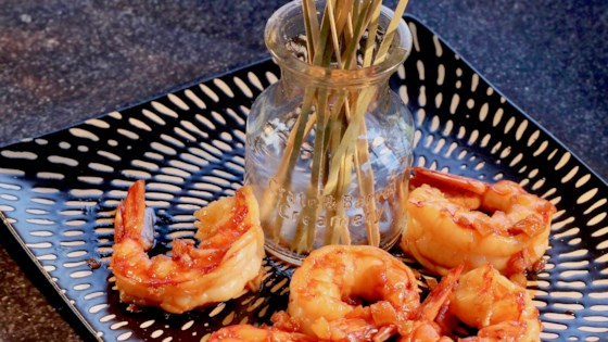 Photo of Easy Garlic Fried Shrimp by Nora
