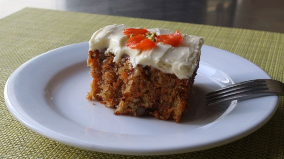 Photo of Chef John's Carrot Cake by Chef John